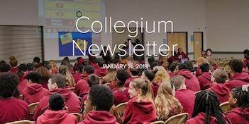 January 14 Newsletter