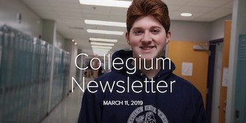 March 11 Newsletter