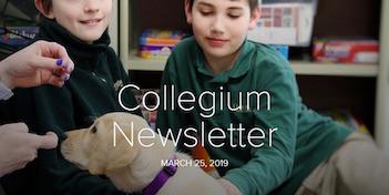 March 25 Newsletter