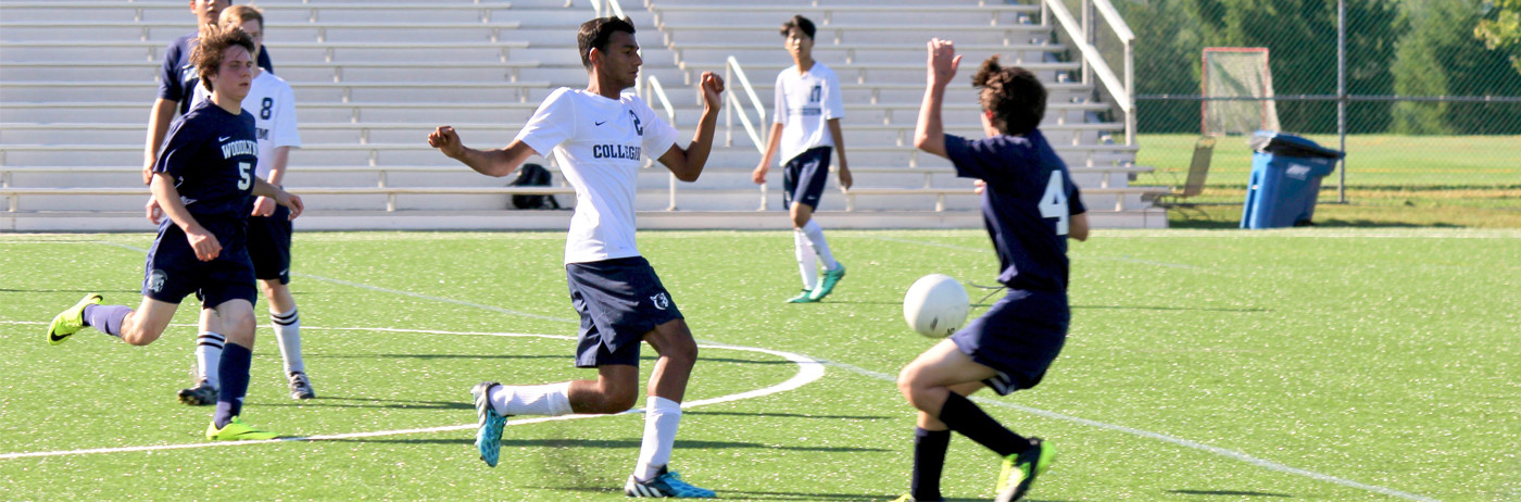 Collegium High School Soccer