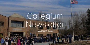 March 19 Newsletter