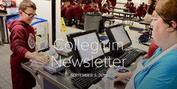 September 3 Newsletter