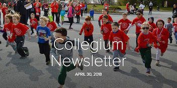 April 30 Newsletter