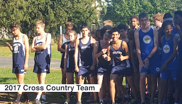 Cross Country 1