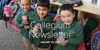January 22 Newsletter