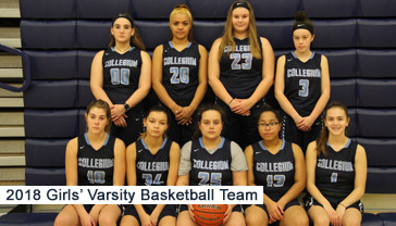 2018 Girls Bball