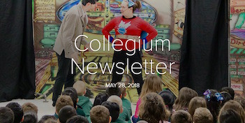 May 28 Newsletter