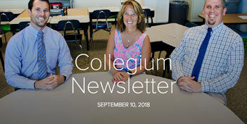 September 10 Newsletter