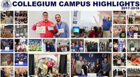 Collegium Campus Highlights 2017-2018